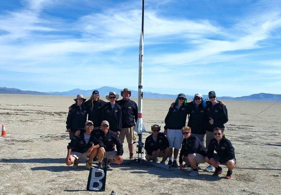 Engineering+has+successful+launch+of+rocket+in+Nevada
