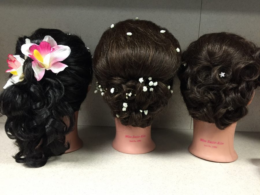 Cosmetology+holds+annual+Hair+and+Nail+Competition