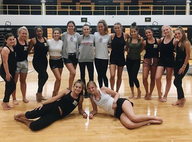 Dance+Team+Kickin+It+with+a+New+Coach