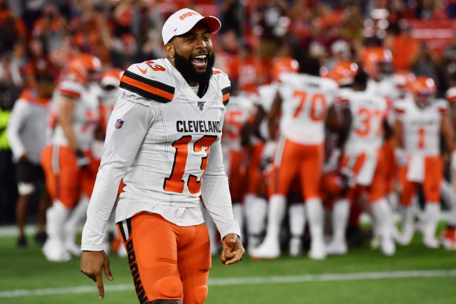 Browns' Beckham Blockbuster Sign of Long-Awaited New M.O. in Cleveland
