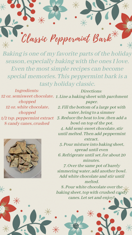 Baking Bark for The Holidays